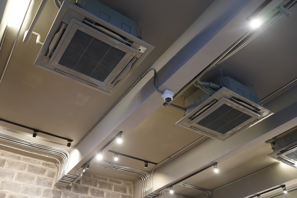 air conditioning for warehouses